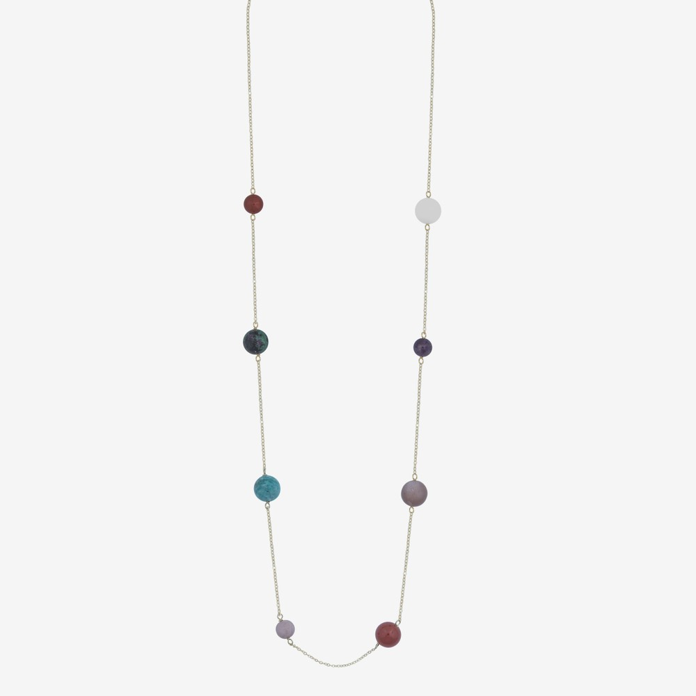 Planet Chain Necklace