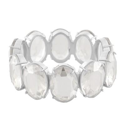 Dauphine Big Oval Bracelet