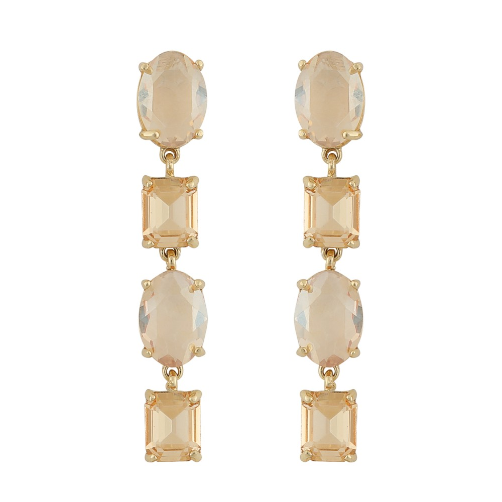 Dauphine Long Earring