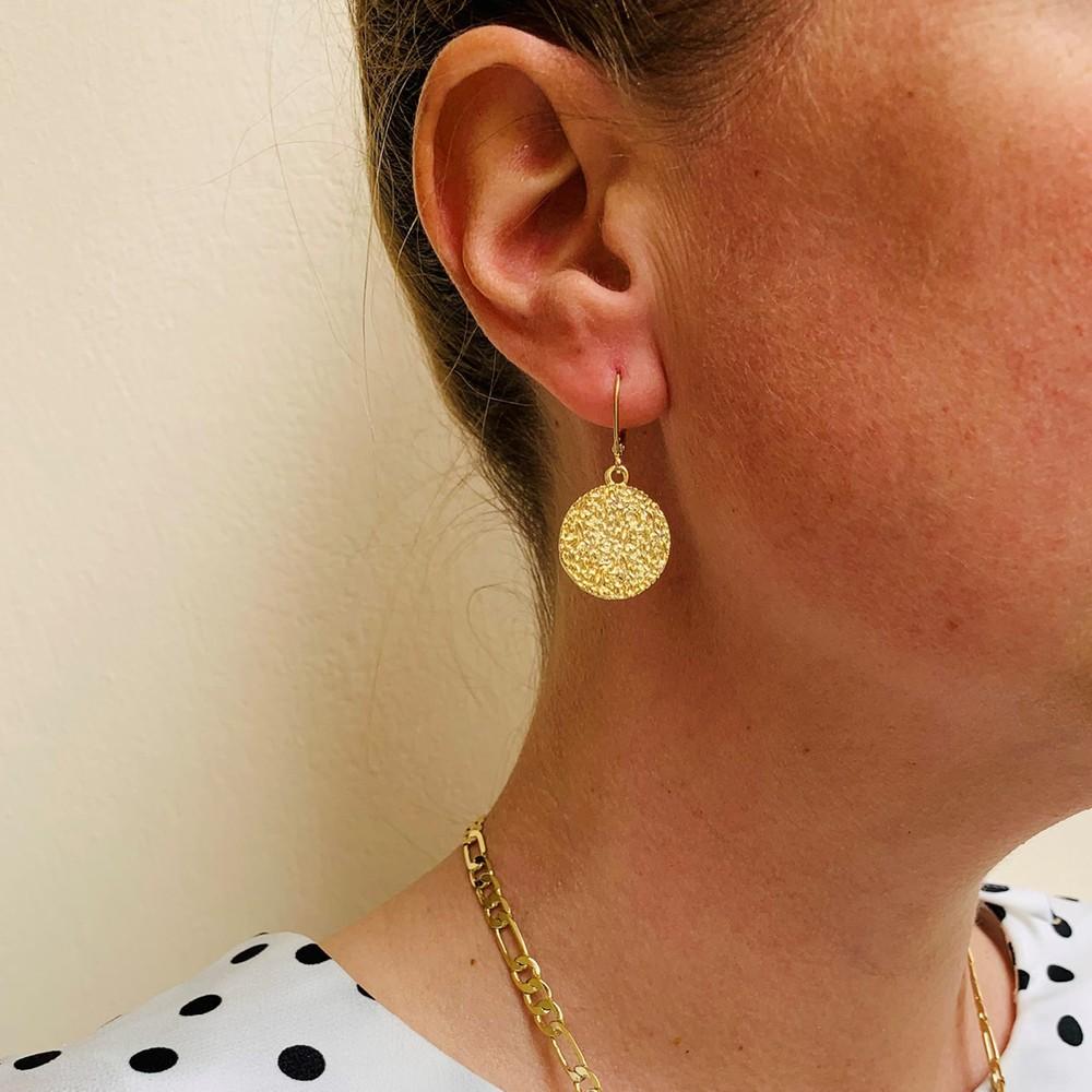 Day Pendant Earring