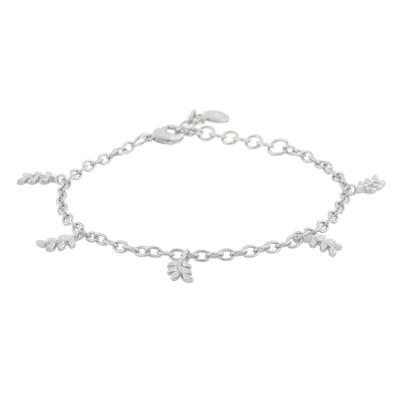 Fling Branch Charm Bracelet