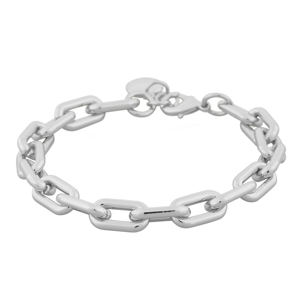 Amber Small Chain Bracelet