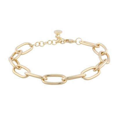 Blanche Big Chain Bracelet