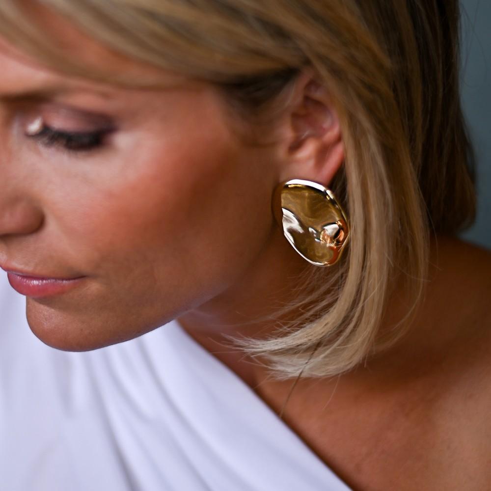 Blanche Big Earring