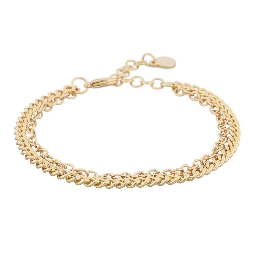 Blanche Double Bracelet