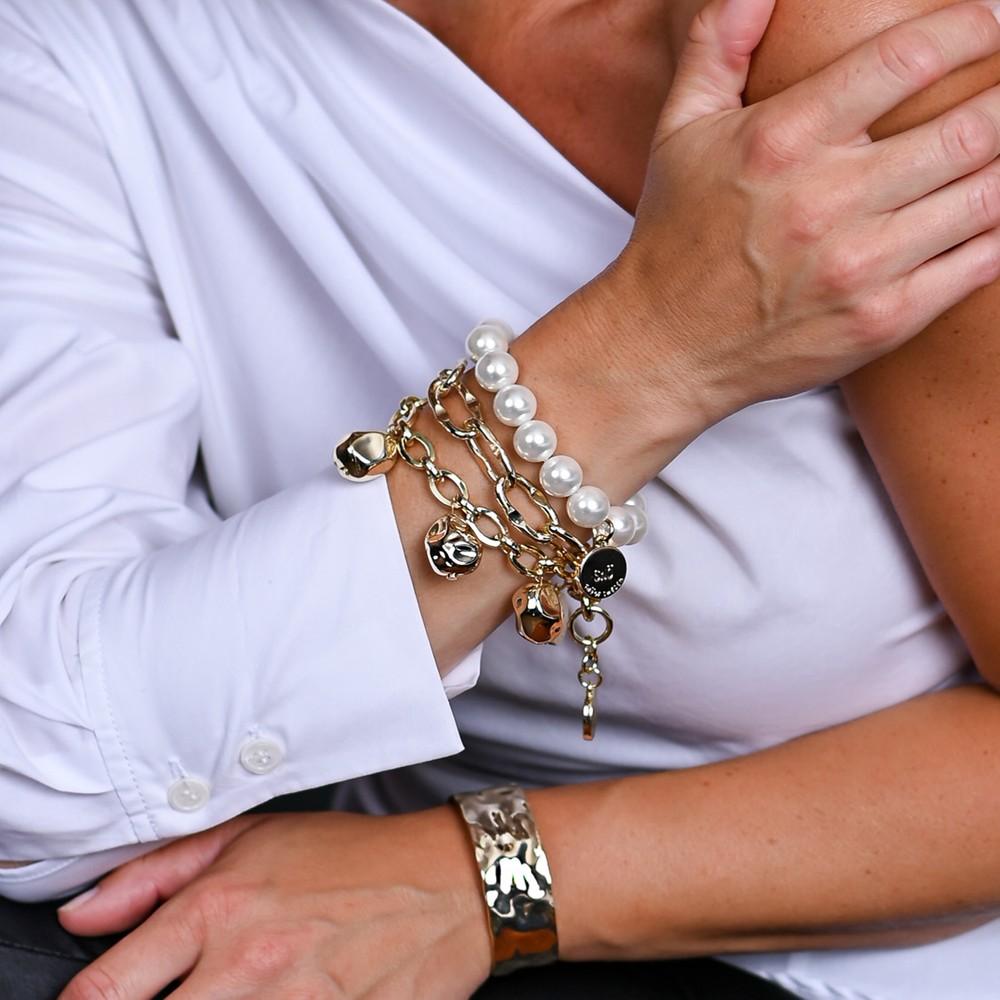 Cathy Big Charm Bracelet