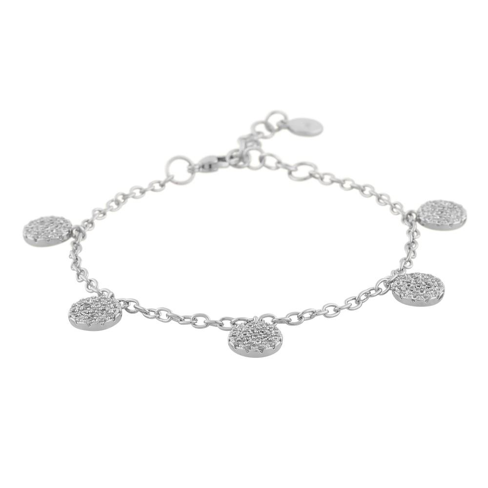 Hanni Coin Charm Bracelet