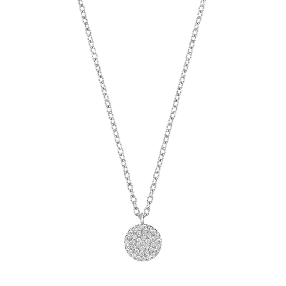 Hanni Coin Pendant Necklace