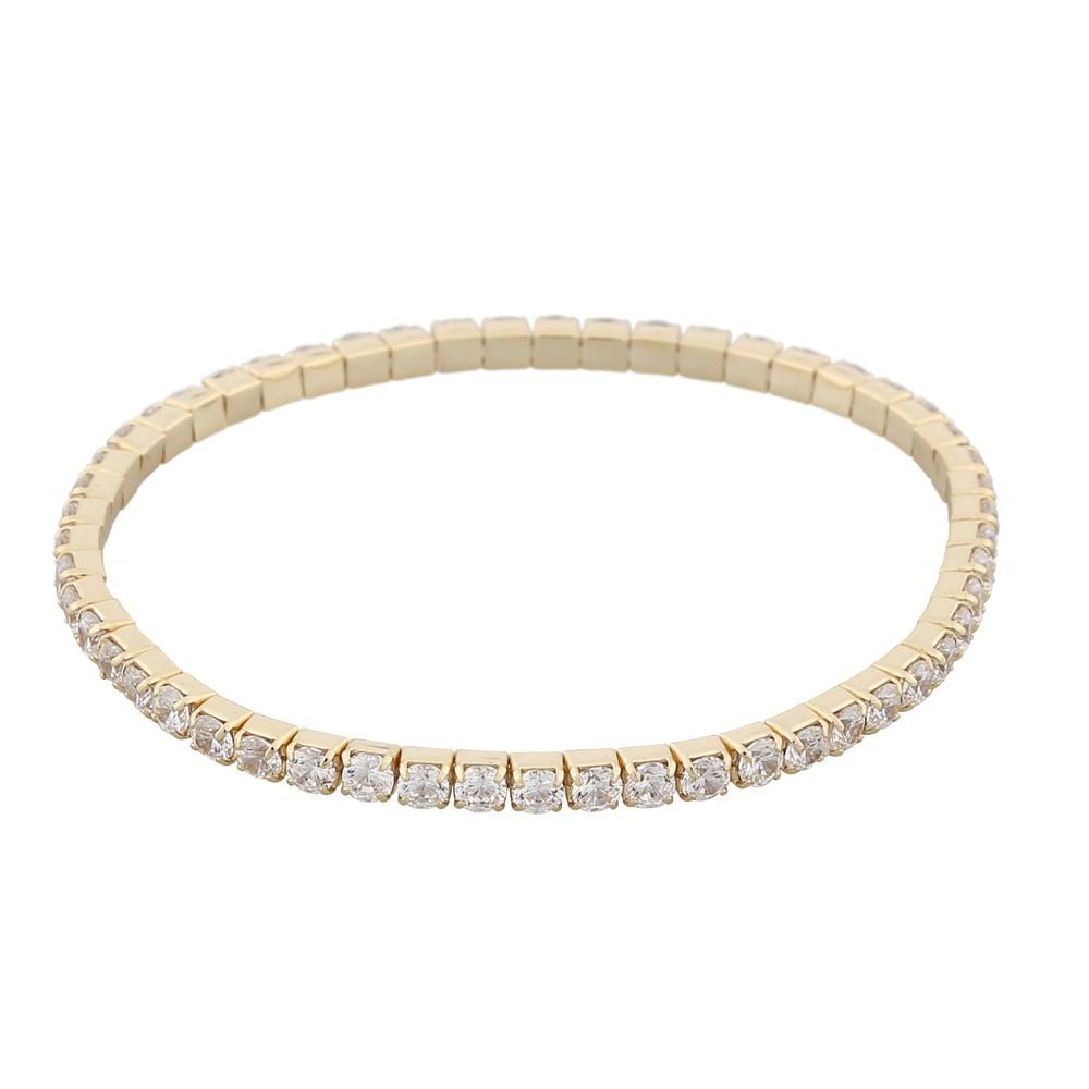 Hanni Elastic Stone Bracelet