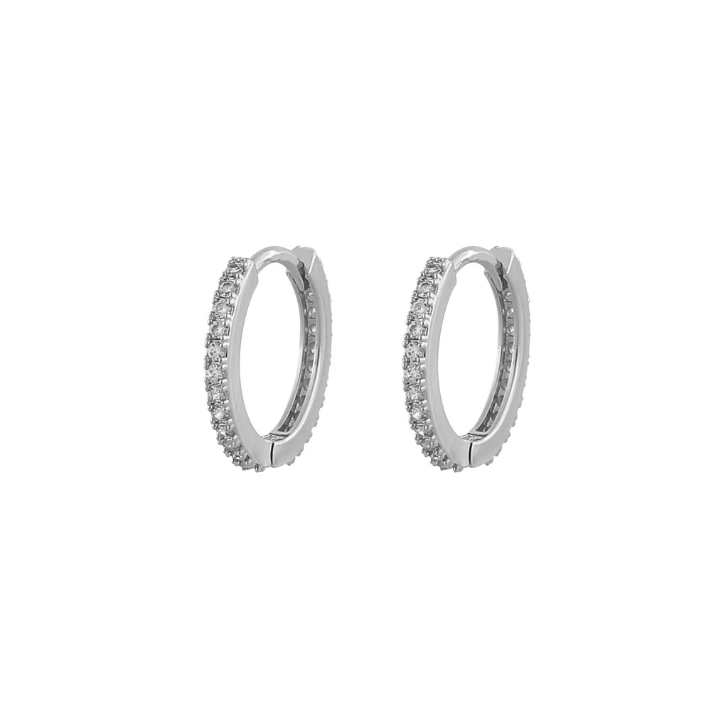 Hanni Small Ring Earring