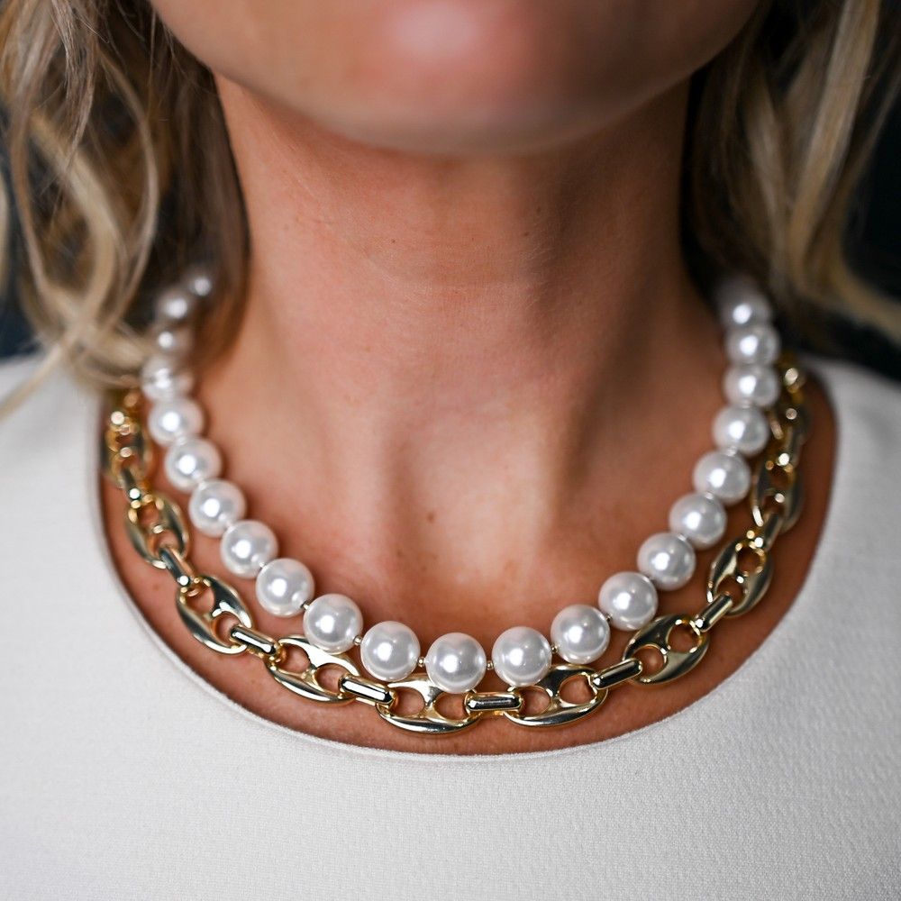 Paola Chain Necklace