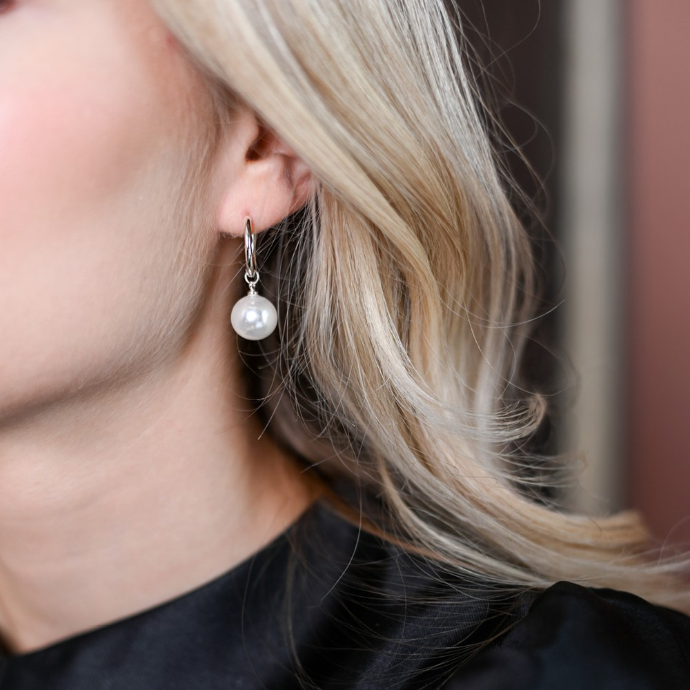 Paola Round Earring