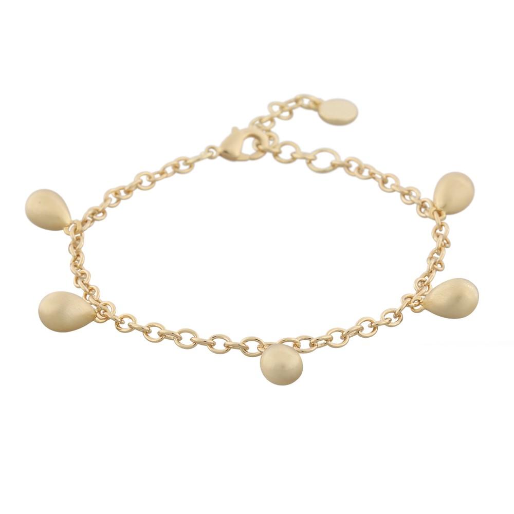 Shy Drop Charm Bracelet