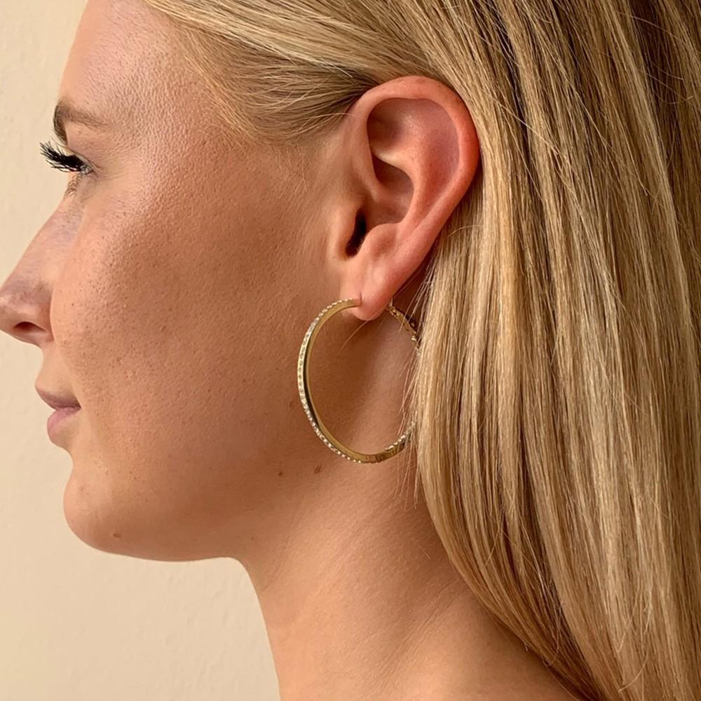 Story Ring Earring