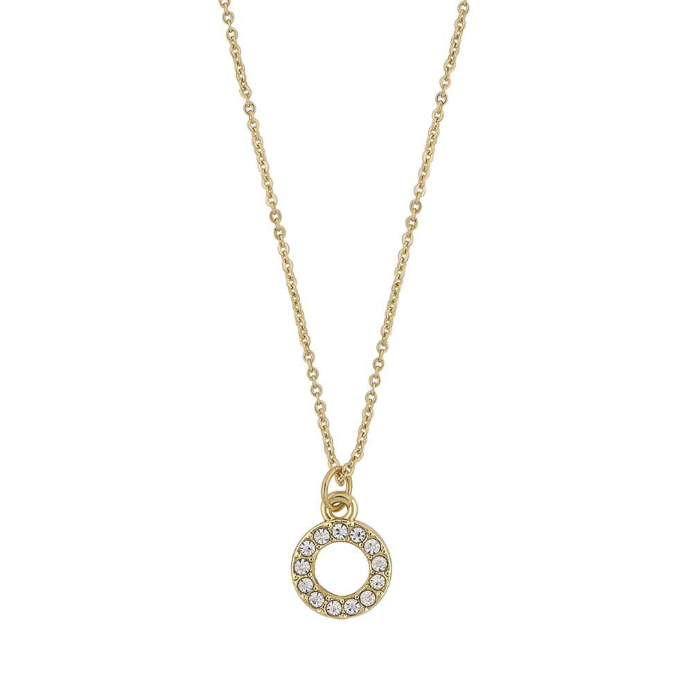 It Ring Pendant Necklace