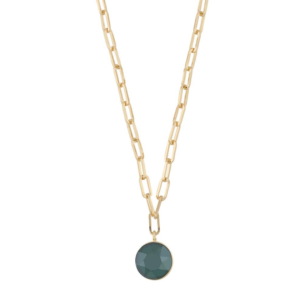 Shy Pendant Necklace