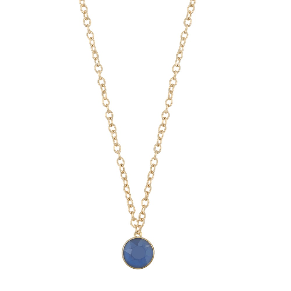 Shy Small Chain Necklace