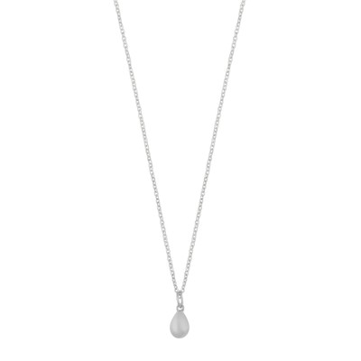 Shy Small Drop Pendant Necklace