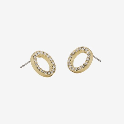 Pi Coin Ring Earring