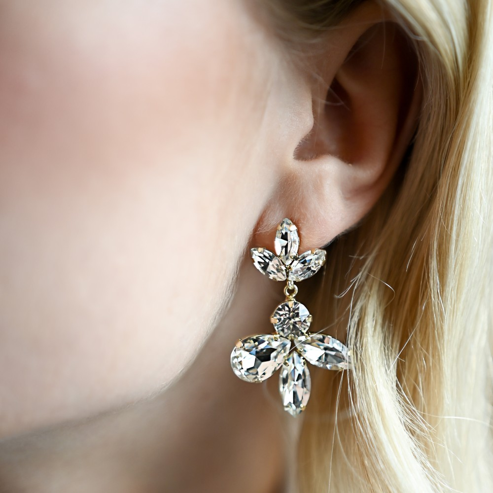 Smith Small Pendant Earring