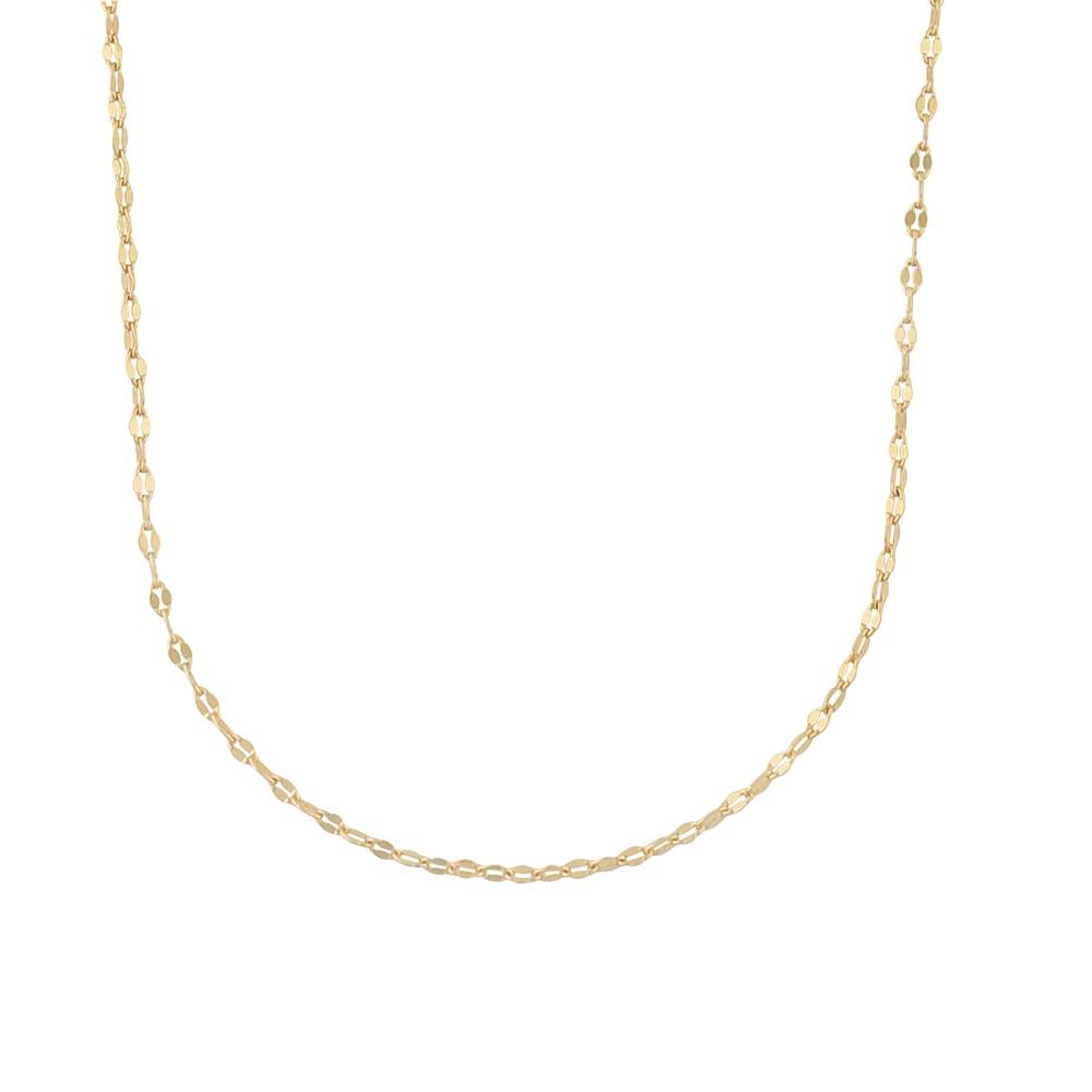 Stine Single Chain Necklace