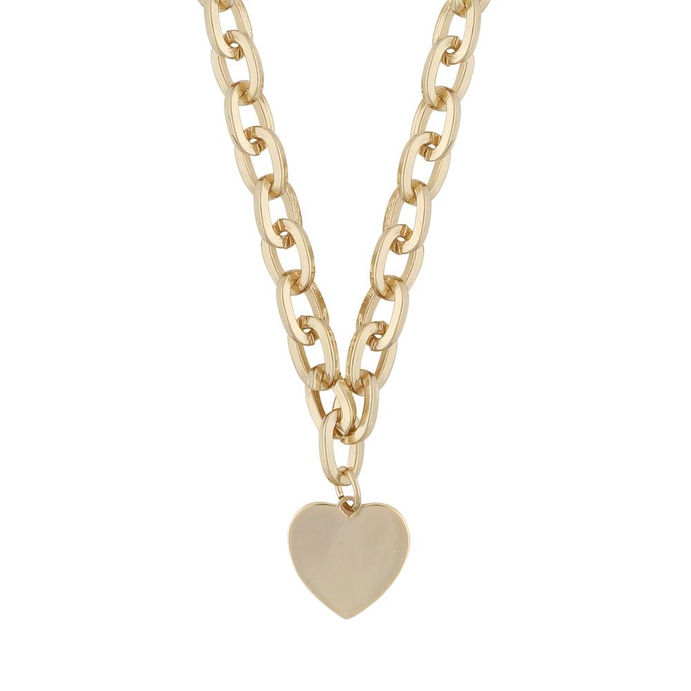 Vital Big Pendant Necklace