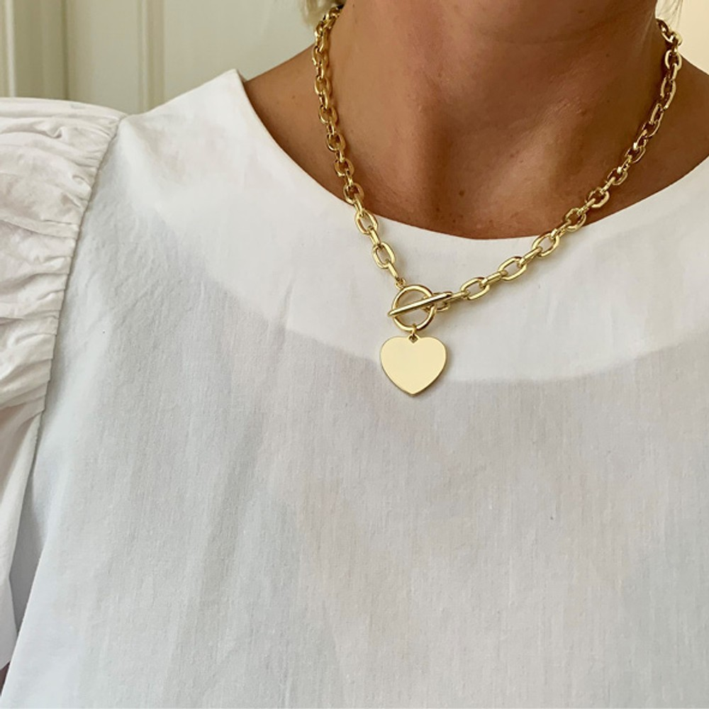 Vital IQ Pendant Necklace