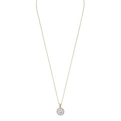 Lex Pendant Necklace