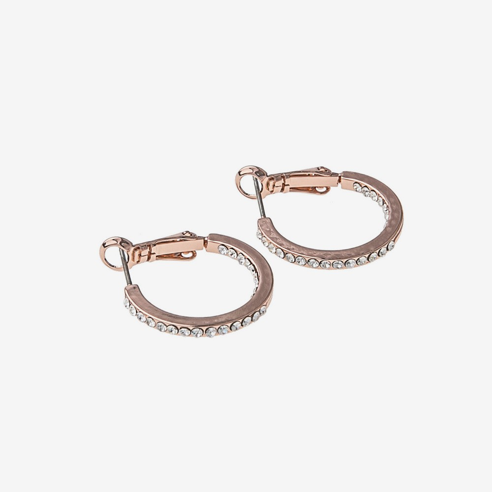 Story Small Ring Earring