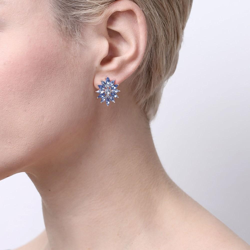 Swire Pendant Earring