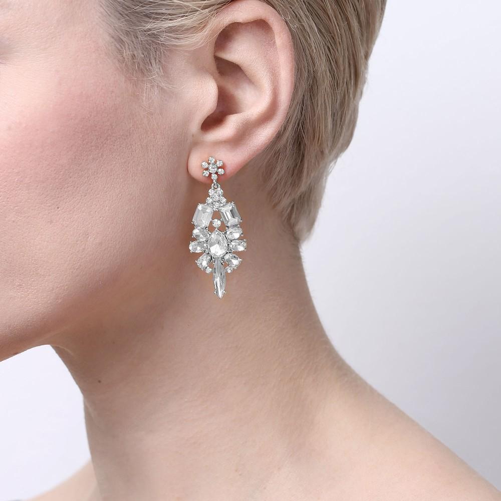 Swire Big Pendant Earring
