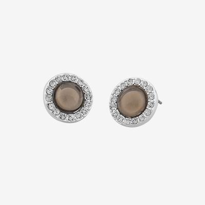 Brooke Small Stone Earring